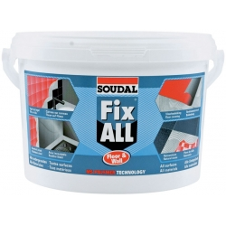 Fix all floor wall SOUDAL
