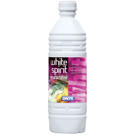 White spirit désaromatise ONYX