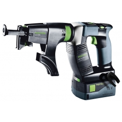 Visseuse placo DWC 18-4500 li 5,2 PLUS FESTOOL