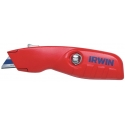Cutter sécurite auto-rétractable bi-métal IRWIN