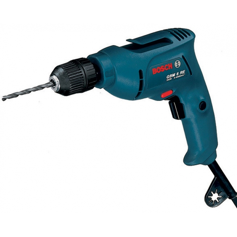 Perceuse 1 vitesse bosch gbm6re - Perceuse visseuse filaire ...