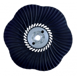 Plateau support pour disque abrasif metal combiclick PFERD