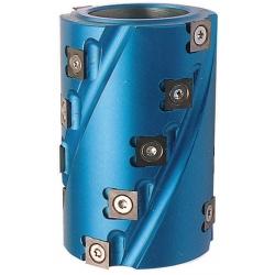 Porte-outils calibreur helicoidal DODANE