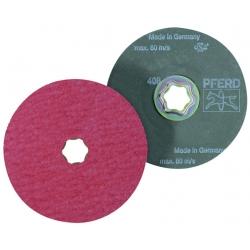 Disque abrasif métal combiclick céramique PFERD