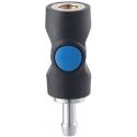 Raccord sécurité pour flexible de 6 mm PREVOST