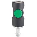 Raccord sécurité pour flexible de 7 mm PREVOST