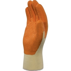 Gant Tricot Coton-Latex