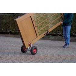 Chariot roller press VIRUTEX