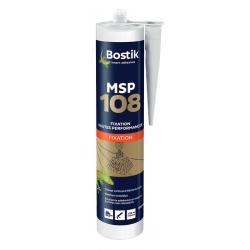 Mastic ms polymer blanc MS 108 BOSTIK