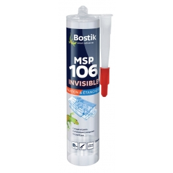Mastic-colle MS 106 invisible BOSTIK