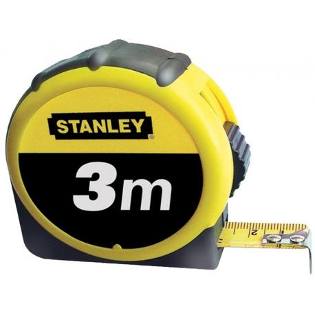 Mètre tape bi-matière STANLEY