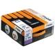 Pack pointe crantée galvanisée ppn50i SPIT
