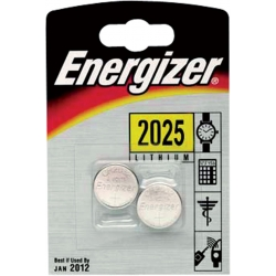 Pile bouton ENERGIE D - E2025B2
