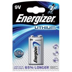 Pile ultimate lithium ENERGIE D - EL61