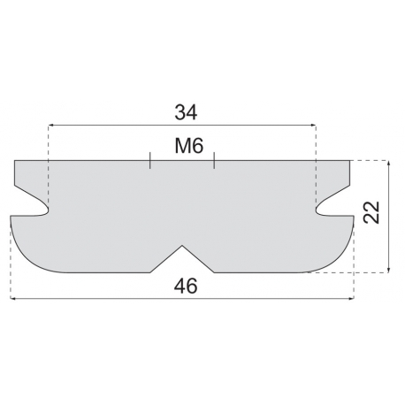 Cavalier pivot M6