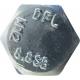 Boulon SB tête hexagonale cl 8.8