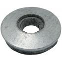 Rondelle d'étancheïté acier zingue blanc