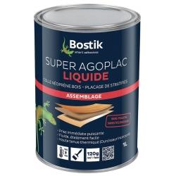 Colle super agoplac liquide BOSTIK