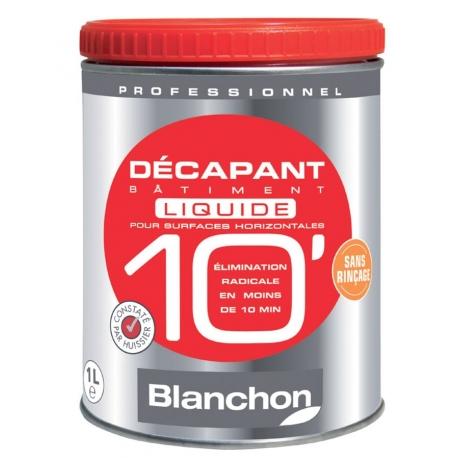 Décapant liquide 10' BLANCHON