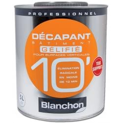 Décapant gel 10' BLANCHON