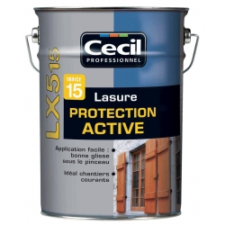 Lasure protection active LX515 CECIL