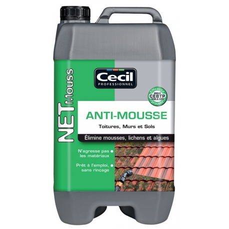 Anti-mousse CECIL