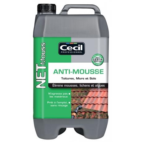 Anti-mousse CECIL