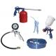 Kit 5 outils pneumatiques professionnels LACME
