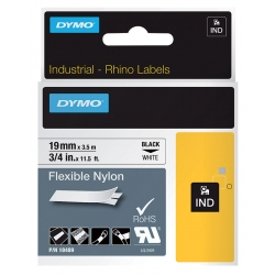 Ruban pour RHINO 4200 nylon flexible DYMO