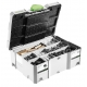 Mallette Systainer assortiment Domino XL démontables FESTOOL