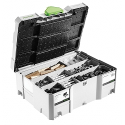 Mallette Systainer assortiment Domino XL démontables FESTOOL