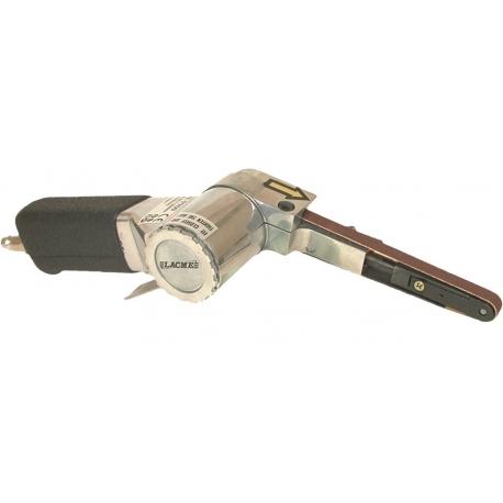Ponceuse à bande pneumatique 10x330mm LACME