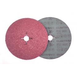 Disque 3M fibre Cubitron 2 acier