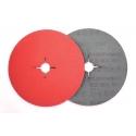 Disque 3M fibre Cubitron 2 inox