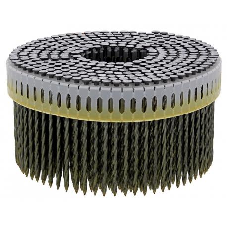 Clou rouleau 0° intérieur bande plastique PASLODE