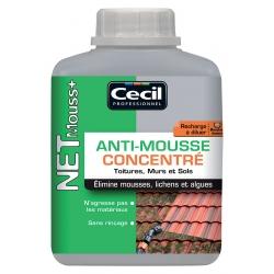 Anti-mousse net mouss + CECIL
