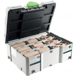 Malette domino XL 306 pièces FESTOOL