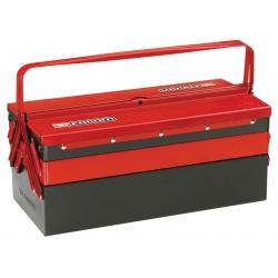 Caisse à outils 5 cases 470 cm grand volume FACOM BT.11GPB