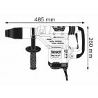 Marteau perforateur SDS MAX GBH 5-40 DCE BOSCH 0611264000