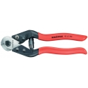 Coupe cable acier KNIPEX WERK
