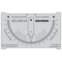 Declimètre EDMA