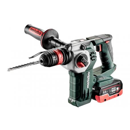 Perforateur SDS PLUS 18 V KHA18LTXBL24QUICK METABO