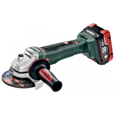 Meuleuse 125 MM 18 V WB18TXBL 125 QUICK METABO