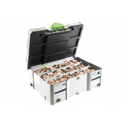 Mallette domino multi-dimensions FESTOOL 498899