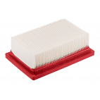 Filtre à plis pour aspirateur AS 18 L PC METABO 630172000
