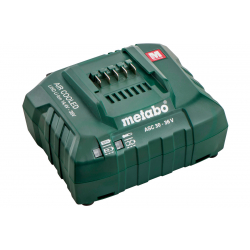 Chargeur 14,4 ~ 36 Volts ASC 30-36 V Air Cooled METABO 627044000