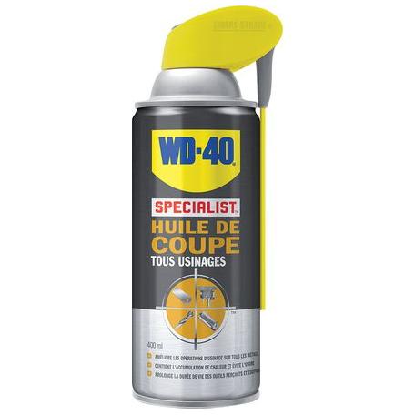 Huile de coupe tous usinages WD40 33109