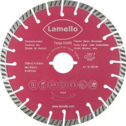 Lame diamant Tanga DX200 LAMELLO - 132530