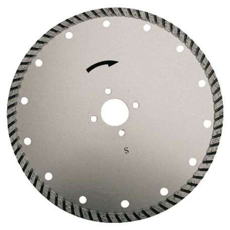 132519 1/pi/èce Lamello Disque /à tron/çonner diamant 180/mm /à Tanga Delta pour carrelage et pl/âtre