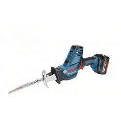 Scie sabre sans fil GSA 18 V-LI C BOSCH 06016A5002